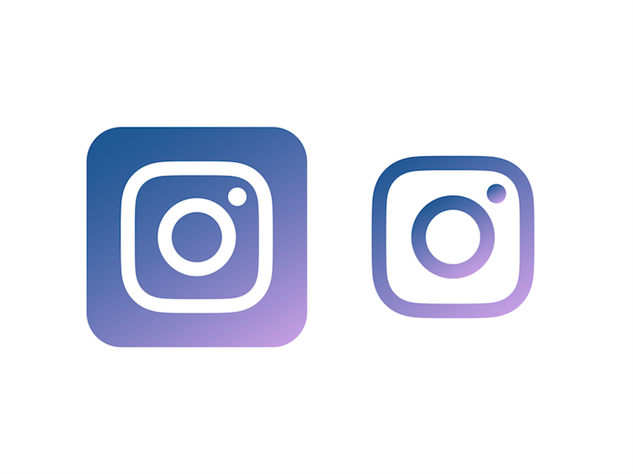 New instagram clipart image library 20 Instagram Logo Alternatives That Are Better Than the New ... image library