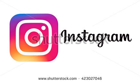 New instagram icon clipart svg black and white stock Instagram New Logo 2016 Stock Images, Royalty-Free Images ... svg black and white stock