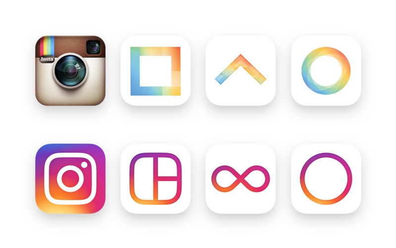 New instagram icon clipart vector transparent Designing a New Look for Instagram, Inspired by the Community vector transparent