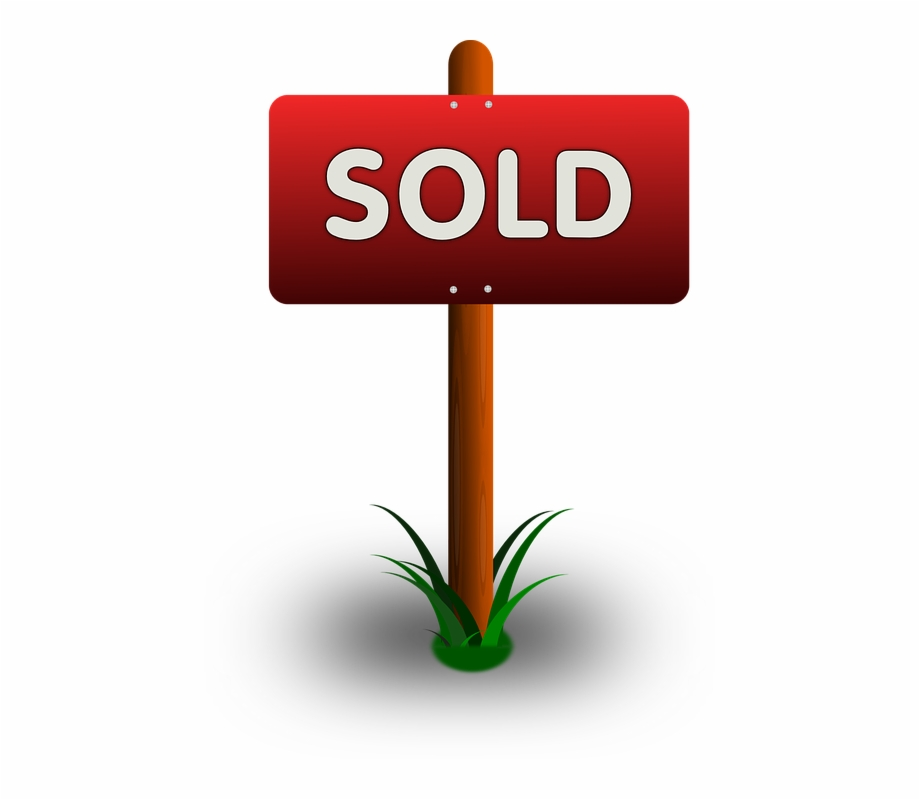 New listing for real estate clipart png picture freeuse library Realtor Sign Sold Real Estate Estate House Notice - Sold ... picture freeuse library