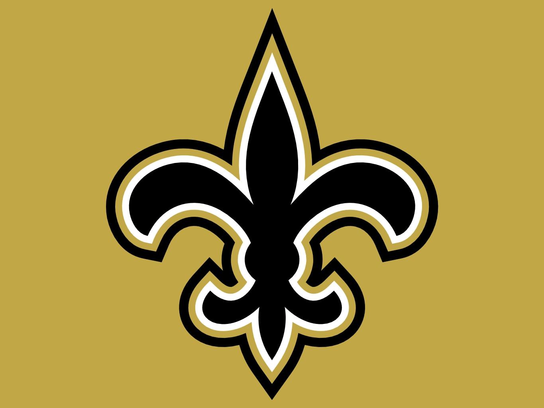 New orleans saints logo clipart graphic black and white library New Orleans Saints Clipart & New Orleans Saints Clip Art Images ... graphic black and white library