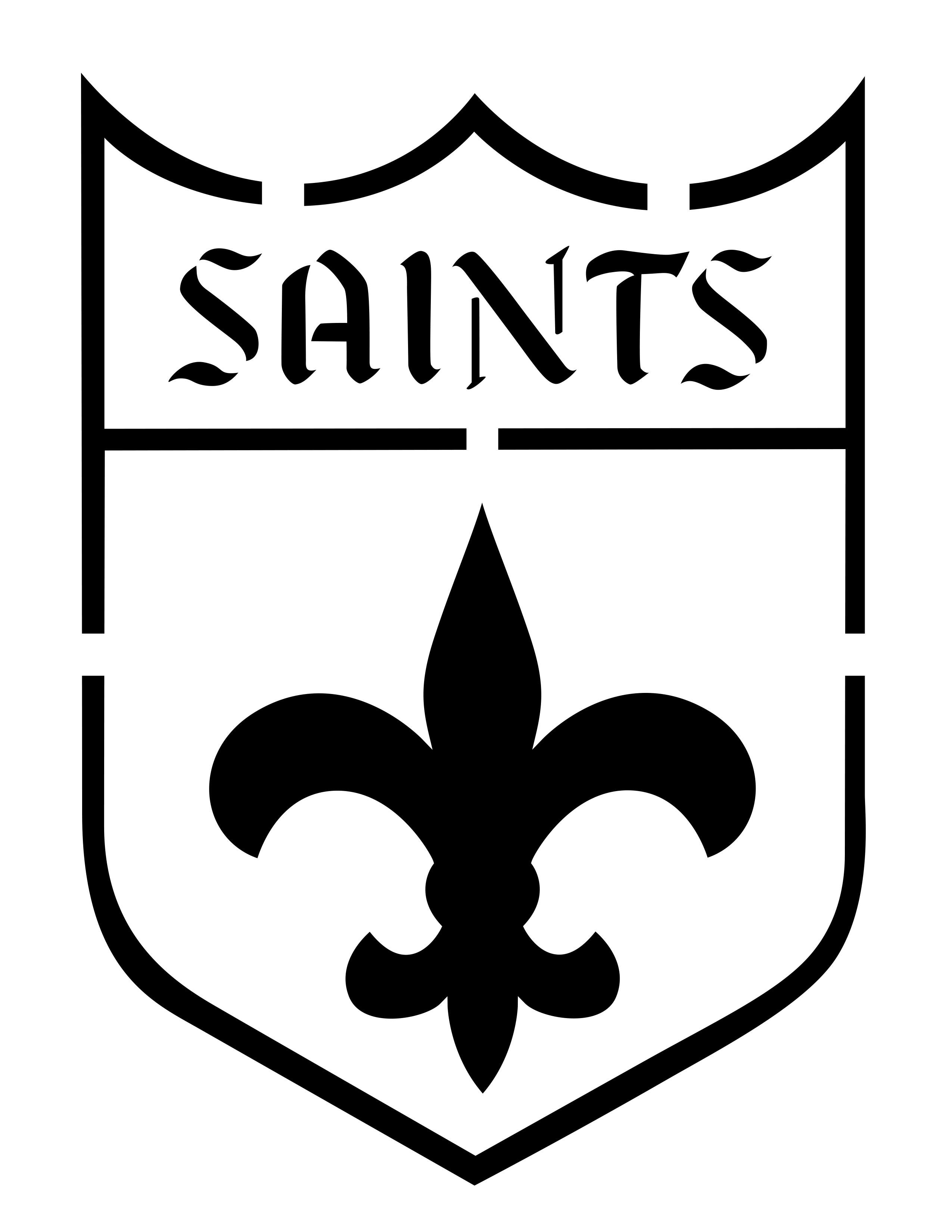 New orleans saints logo clipart picture library New Orleans Saints Clipart & New Orleans Saints Clip Art Images ... picture library