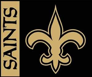 New orleans saints logo clipart vector freeuse library Saints Logo Clip Art – Clipart Free Download vector freeuse library