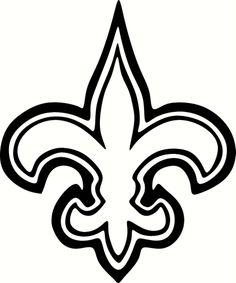 New orleans saints logo clipart svg library stock Saints logo clipart - ClipartFox svg library stock