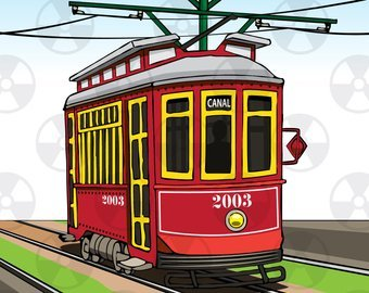 New orleans streetcar clipart svg free stock New orleans streetcar clipart 1 » Clipart Portal svg free stock
