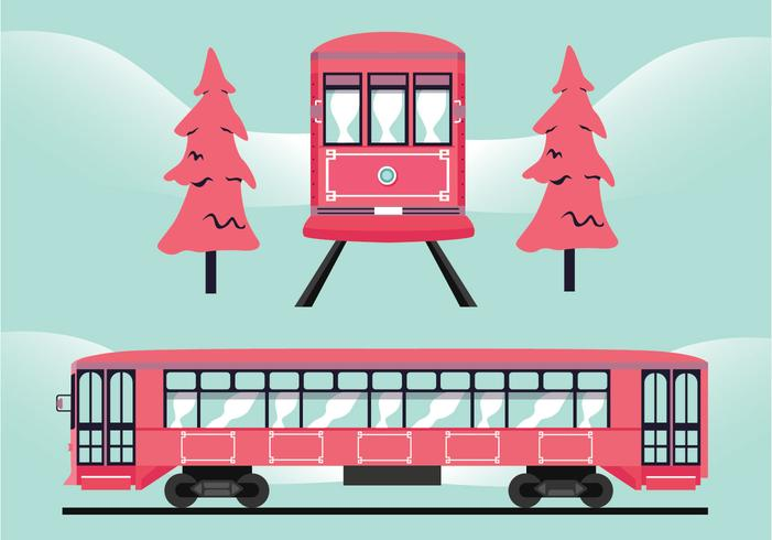 New orleans streetcar clipart clipart library stock New Orleans Streetcar Vector Design - Download Free Vectors ... clipart library stock