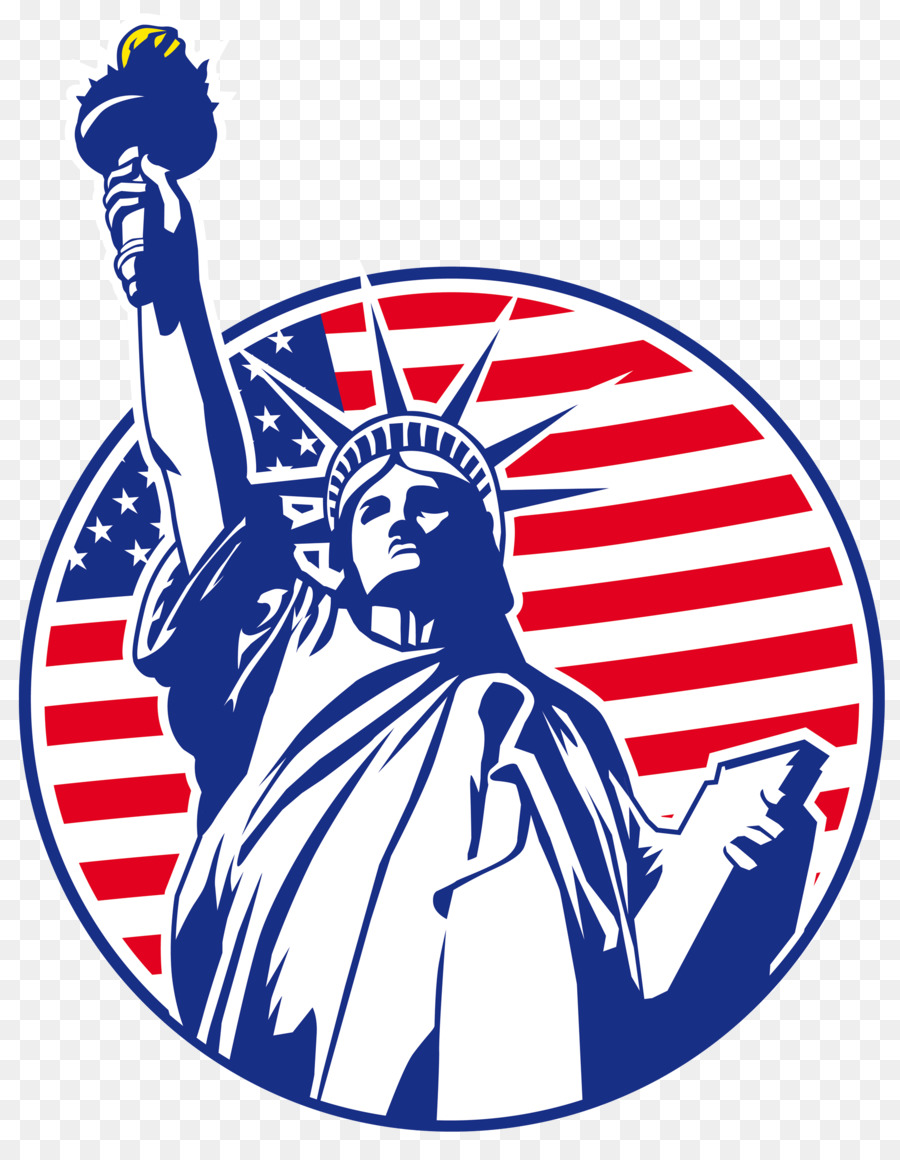 New sticker clipart clip free download Statue Of Liberty Cartoon clipart - Sticker, Product, Line ... clip free download