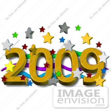 New year 2009 clipart banner royalty free download New year 2009 clipart 1 » Clipart Portal banner royalty free download