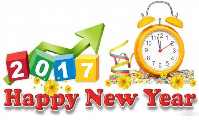 New year clipart 2016 countdown banner black and white library Happy New Year 2017 Countdown Begins banner black and white library