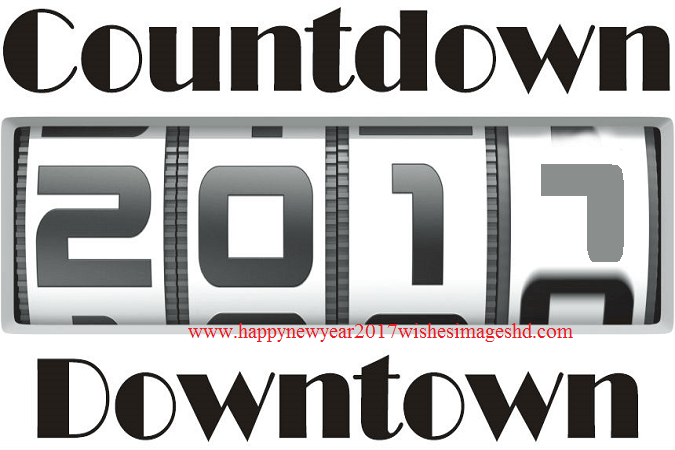 New year clipart 2016 countdown clip art black and white library Happy New Year 2017 Countdown Images GIF Cliparts Wallpapers FB ... clip art black and white library