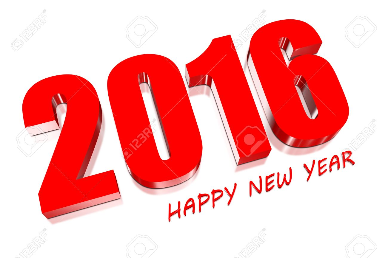 New year clipart 2016 countdown picture black and white 60 Best Happy New Year 2016 Wishes Pictures And Photos picture black and white