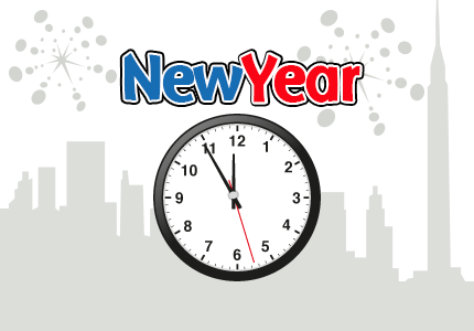 New year clipart 2016 countdown clipart royalty free download Countdown to New Year 2018 in New York clipart royalty free download