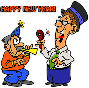 New year clipart images