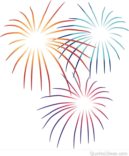 New year fireworks clipart png transparent library Happy New Year Fireworks Clipart Transparent Png - AZPng png transparent library