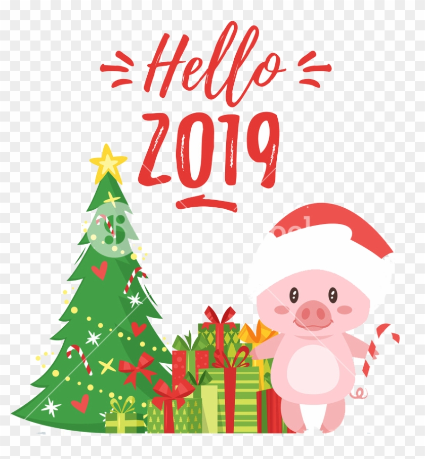 New year greeting cards clipart clip art library stock Happy New Year Png Image - New Year Greeting Cards 2019, Transparent ... clip art library stock