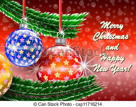 New year greeting cards clipart picture royalty free library Happy New Year Greeting Clipart & Clip Art Images #18015 ... picture royalty free library