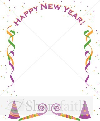 New years clipart borders graphic New years clipart borders » Clipart Portal graphic