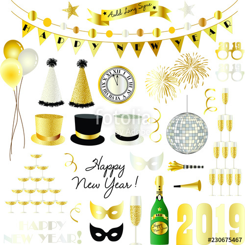 New year-s eve clipart picture library 2019 new years eve clipart graphics\