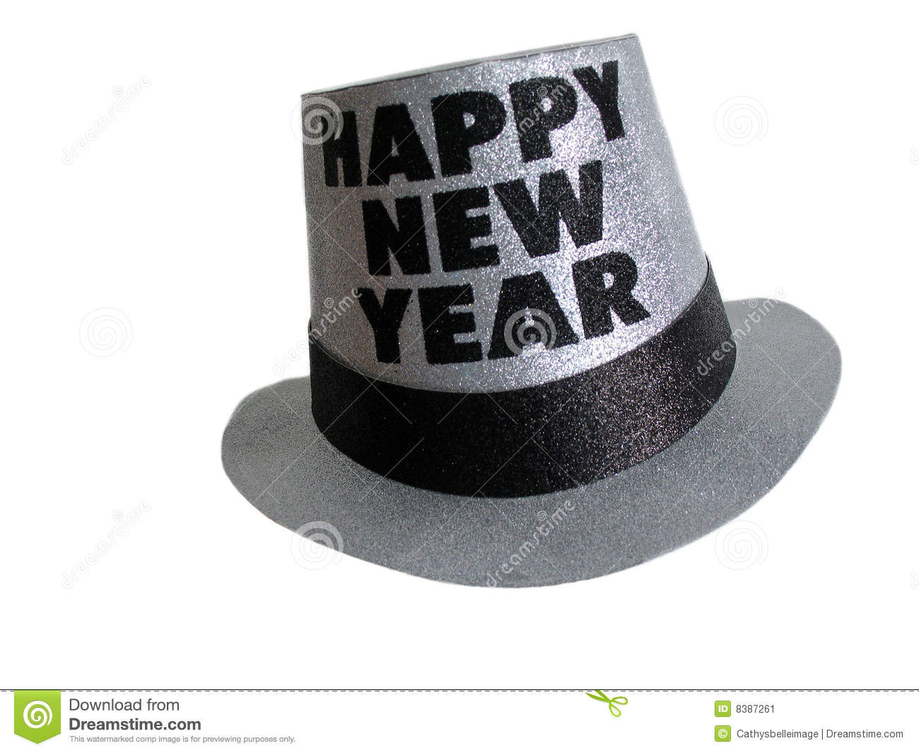 New years hat transparent background free clipart picture black and white stock New Years Eve Party Png With No White Background & Free New Years ... picture black and white stock