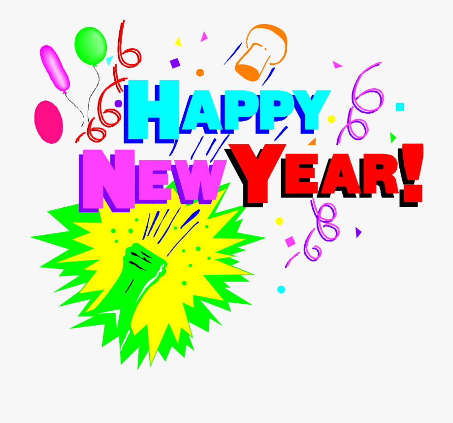 New years party clipart jpg transparent stock New Years Party Clip Art - New Year Celebration Clipart #686928 ... jpg transparent stock