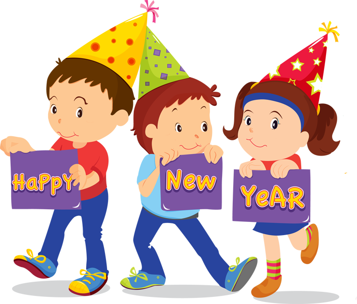 New years party clipart vector black and white New years celebration clip art clipart images gallery for free ... vector black and white