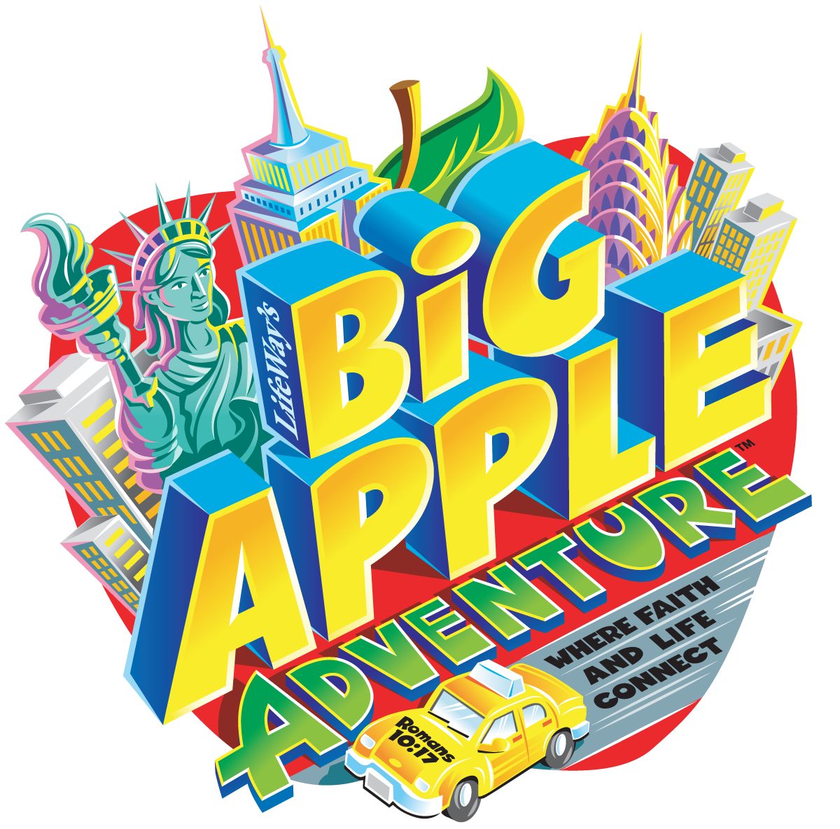 New york city clipart big apple clip free stock About Us | TRBC's Children's Enrichment Camp clip free stock