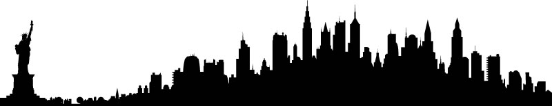 New york city clipart skyline graphic transparent library Free Nyc Cliparts, Download Free Clip Art, Free Clip Art on Clipart ... graphic transparent library