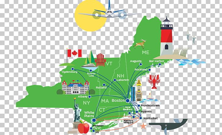 New york city map clipart vector library stock Cape Air & Nantucket Airlines City Map Road Map New York City PNG ... vector library stock