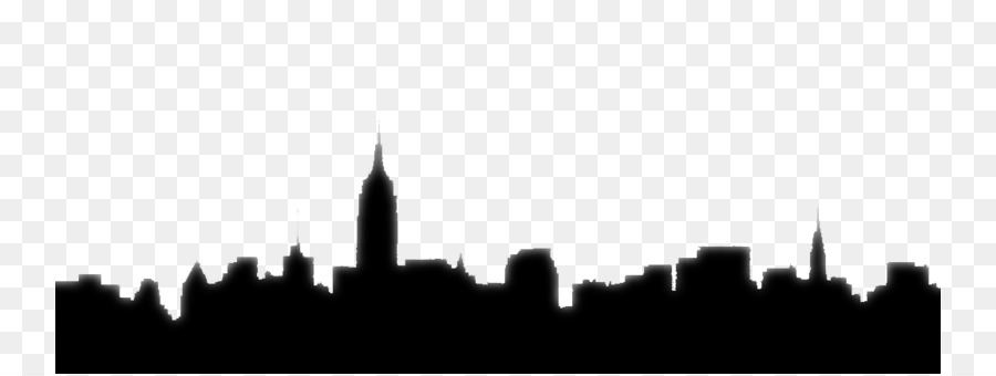 New york city silhouette clipart image transparent New York City png download - 800*338 - Free Transparent New York ... image transparent