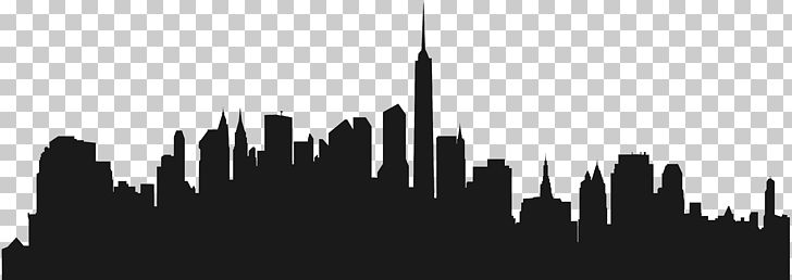 New york city silhouette clipart graphic royalty free library Cities: Skylines New York City Silhouette Wall Decal PNG, Clipart ... graphic royalty free library