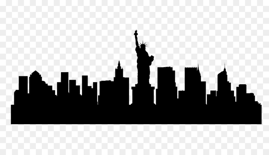 New york city silhouette clipart graphic freeuse download Free New York City Silhouette Vector, Download Free Clip Art, Free ... graphic freeuse download
