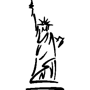 New york clipart black and white clip free New York Clipart | Free download best New York Clipart on ClipArtMag.com clip free