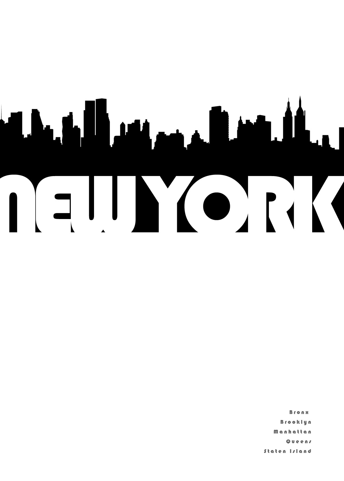 New york clipart black and white jpg royalty free Free Nyc Cliparts, Download Free Clip Art, Free Clip Art on Clipart ... jpg royalty free