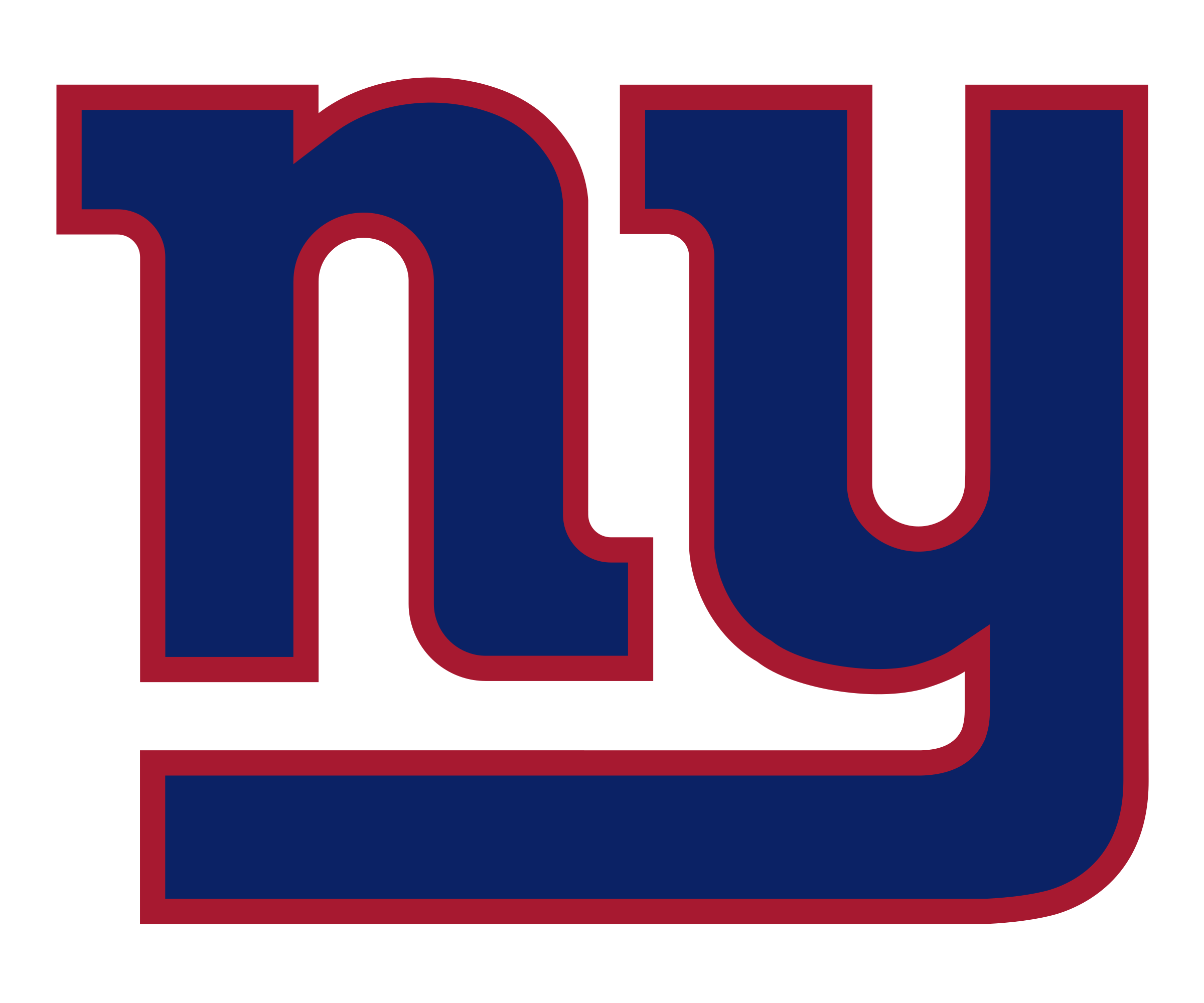 New york giants football helmet clipart clip royalty free stock New York Giants Logo PNG Transparent & SVG Vector - Freebie Supply clip royalty free stock