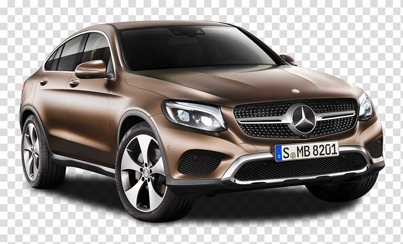 New york international auto show clipart picture black and white library Brown Mercedes-Benz SUV, Mercedes-Benz GLC Coupe Car Sport utility ... picture black and white library