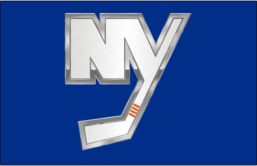 New york islanders logo clipart picture black and white stock Top 5: NY Islanders Logo Concepts | Hockey By Design picture black and white stock