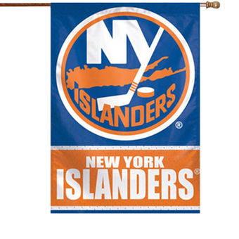 New york islanders logo clipart graphic transparent library New York Islanders Flags - Buy Islanders Car Flags, Lawn Flags ... graphic transparent library