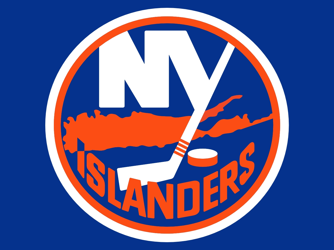 New york islanders logo clipart graphic transparent 17 Best images about Go Islanders! on Pinterest | Calder memorial ... graphic transparent