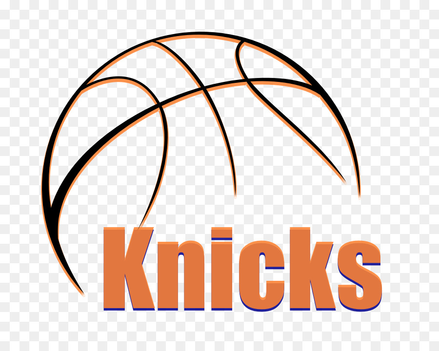 New york knicks clipart freeuse library Basketball Logo clipart - Basketball, Text, Orange ... freeuse library