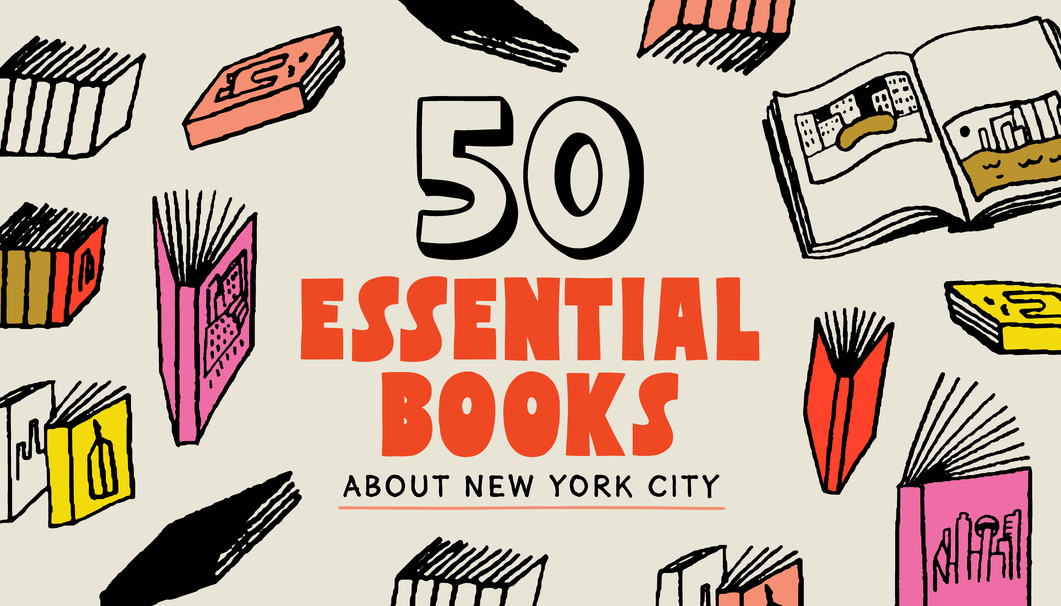 New york magazine clipart graphic download Best books about New York: 50 essential NYC books - Curbed NY graphic download