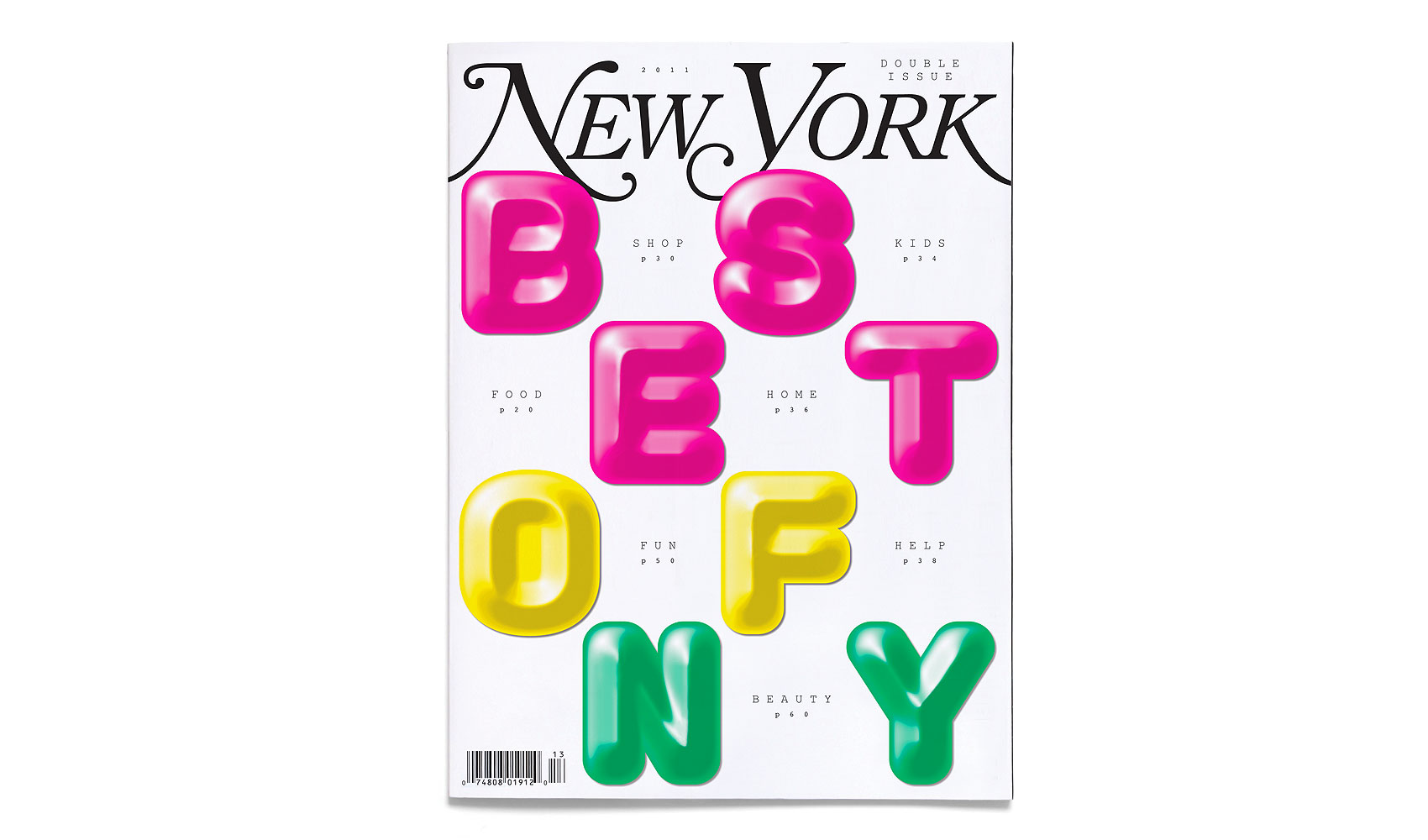 New york magazine clipart vector Best of New York — TRIBORO vector