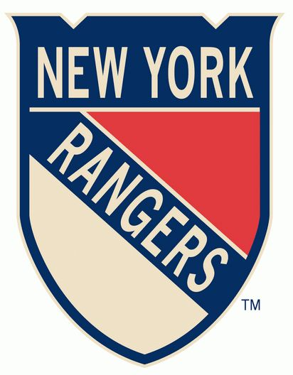 New york rangers logo clipart picture freeuse New York Rangers Alternate Logo (2012) - New York Rangers logo ... picture freeuse