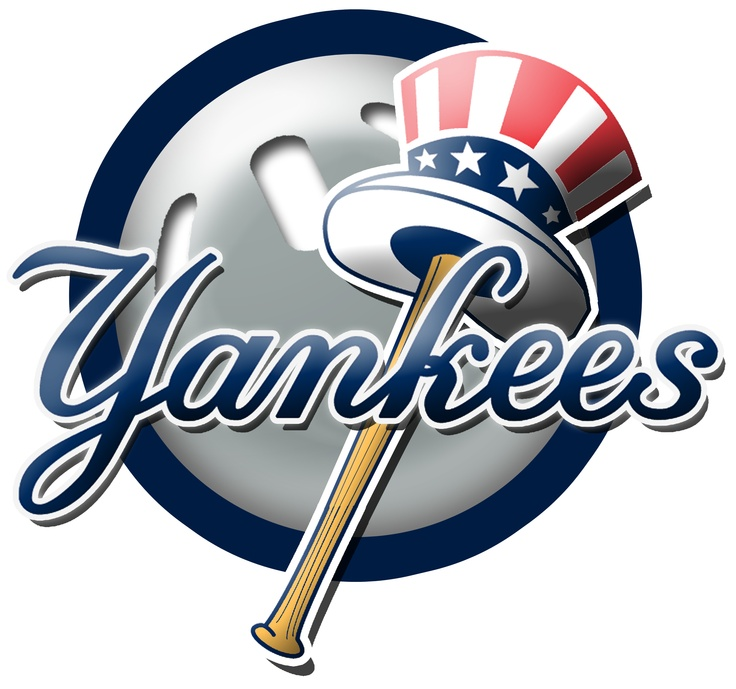 New york yankees clipart logo banner free stock Ny Yankees logo | Yankees & Giants | Pinterest | New york, World ... banner free stock