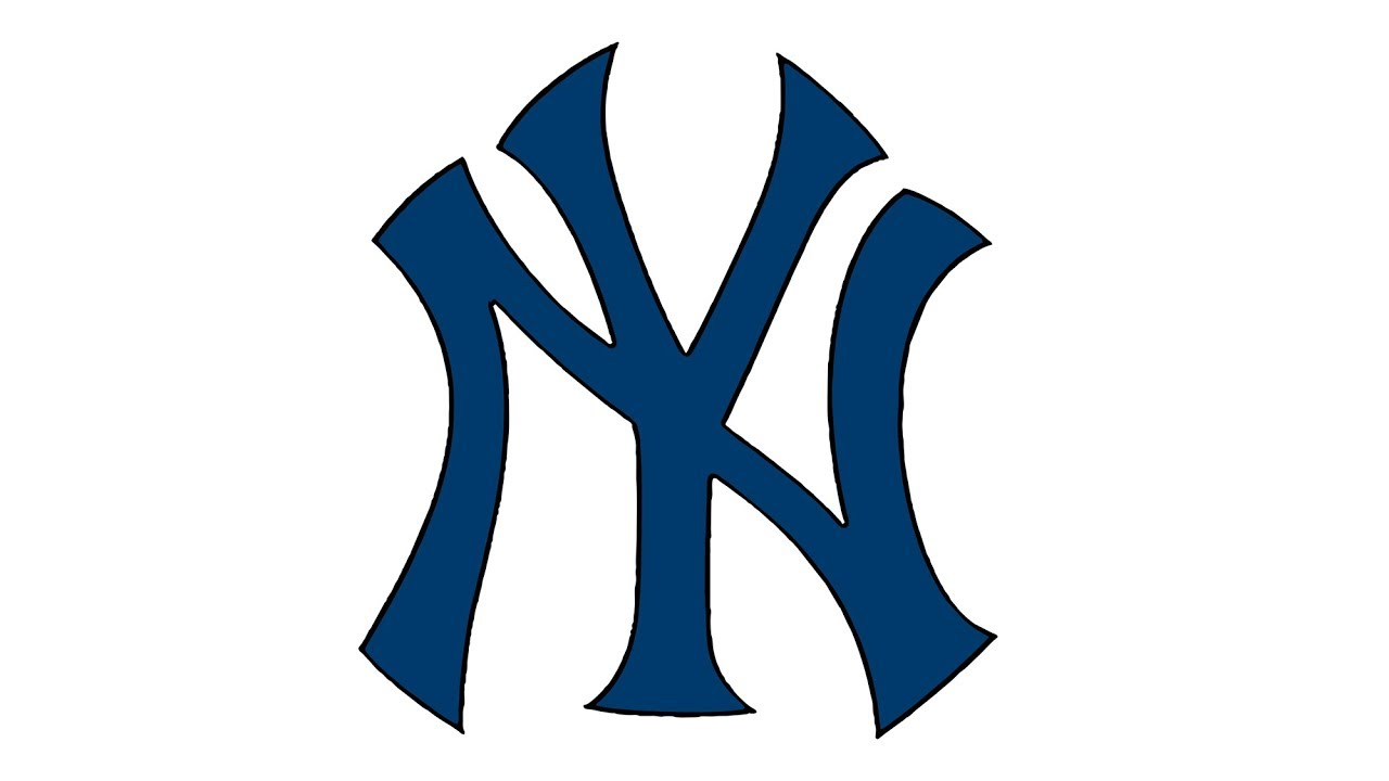 New york yankees symbol clipart graphic black and white library Collection of Yankees clipart | Free download best Yankees clipart ... graphic black and white library