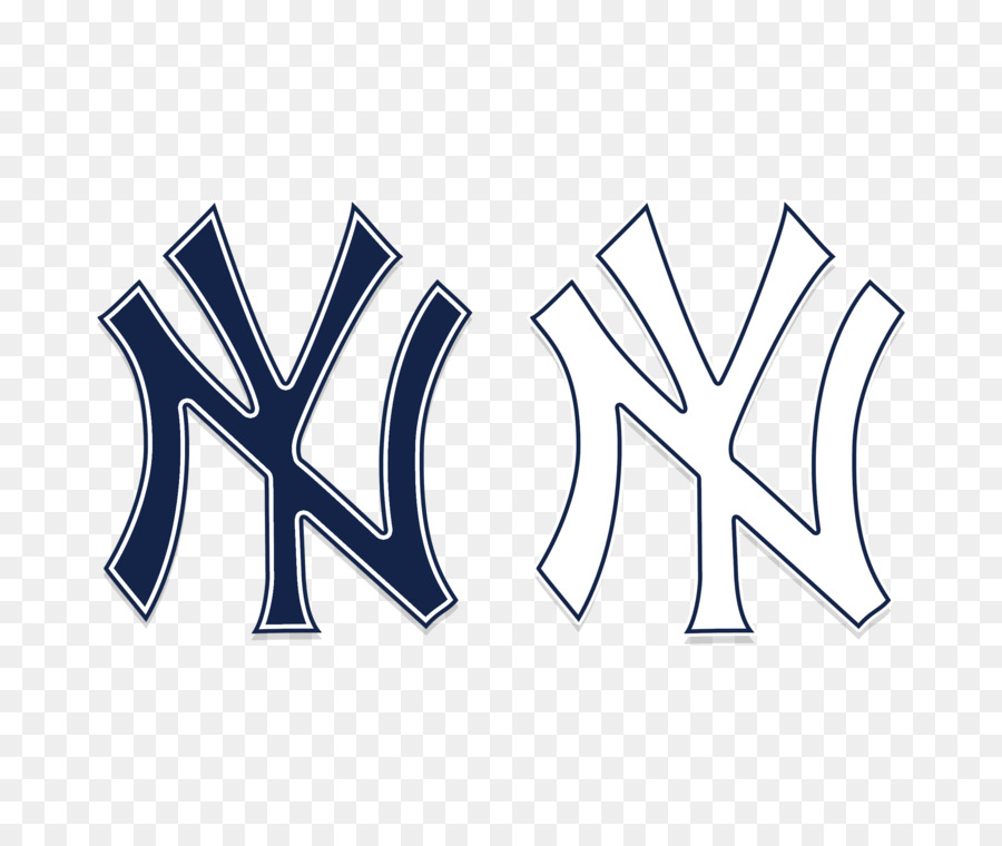 Yankees logo clipart transparent New York City clipart - Blue, White, Text, transparent clip art transparent