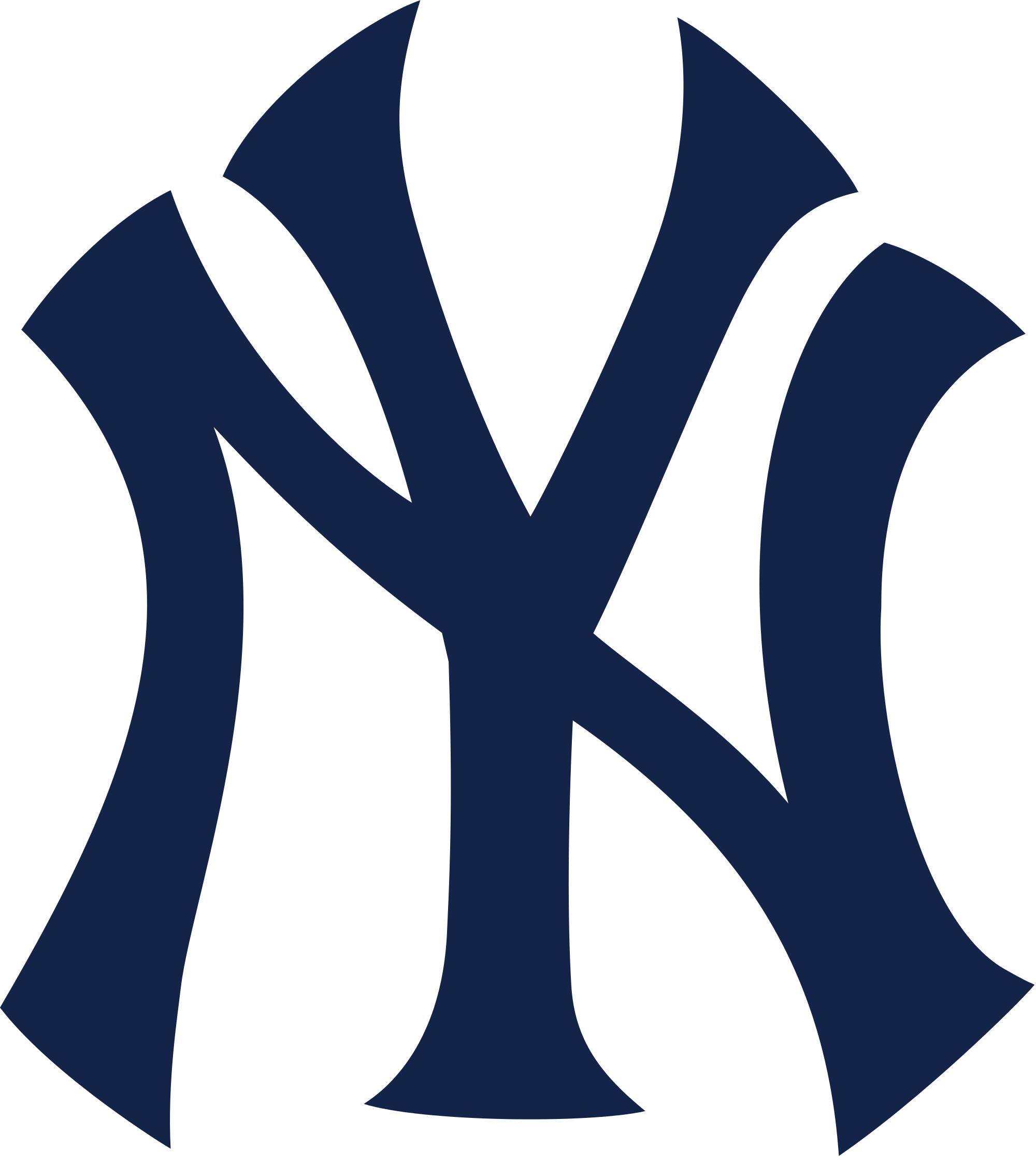 New york yankees symbol clipart image royalty free New York Yankees Logo NY transparent PNG - StickPNG image royalty free