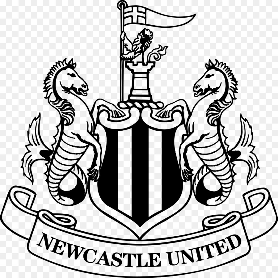 Newcastle united clipart clip art free stock Book Black And White png download - 1000*1000 - Free ... clip art free stock