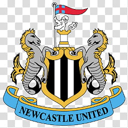 Newcastle united clipart png free stock Team Logos, Newcastle United logo transparent background PNG ... png free stock