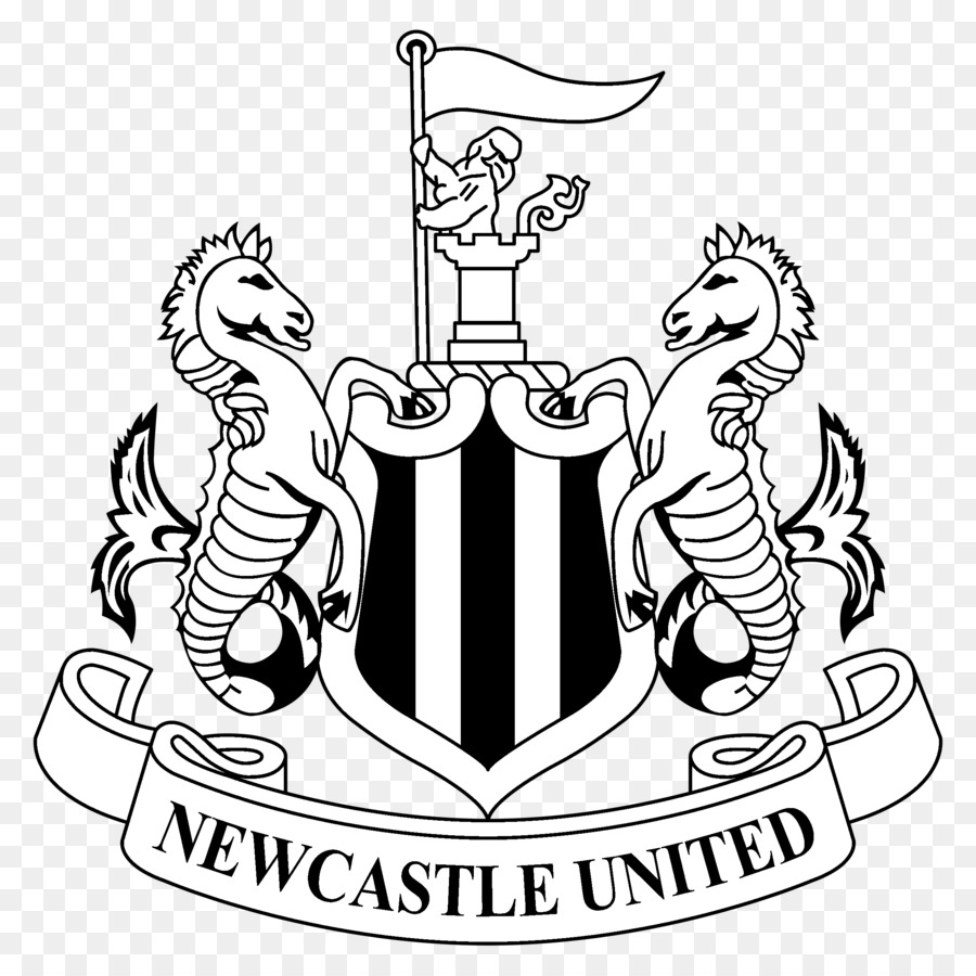 Library of newcastle united graphic library png files ...