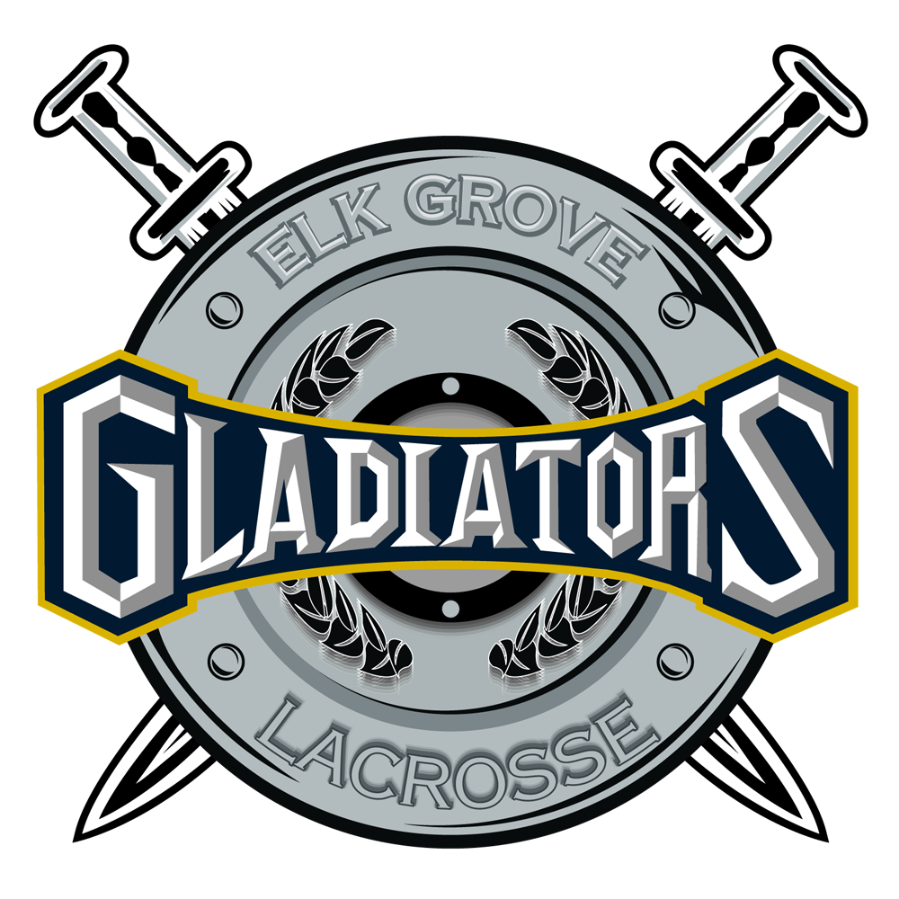 Newcrest clipart jobs svg transparent Elk Grove Gladiators Lacrosse new crest looking logo design ... svg transparent